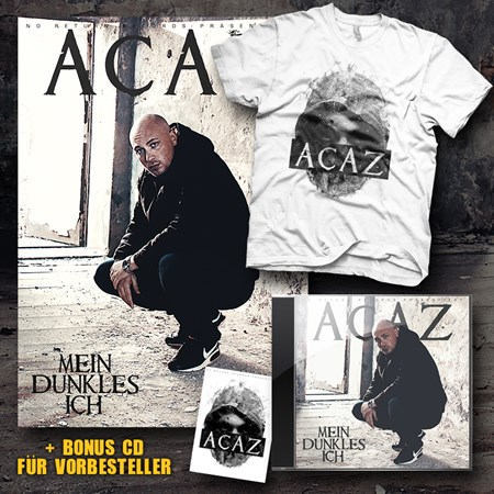 "Picture of Acaz ""Mein dunkles Ich"" Bundle"