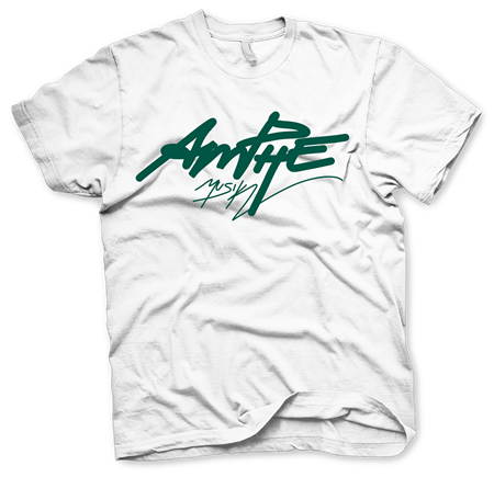 "Picture of T-Shirt ""Amphe Musik"" (weiß)"