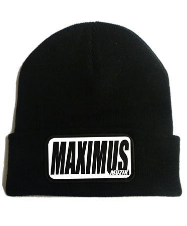 "Picture of ""MAXIMUS MUZIK"" Beanie"