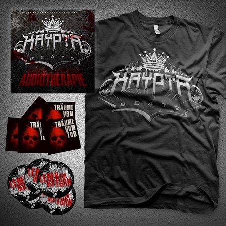 "Bild von Krypta Beatz ""Audiotherapie"" BUNDLE"