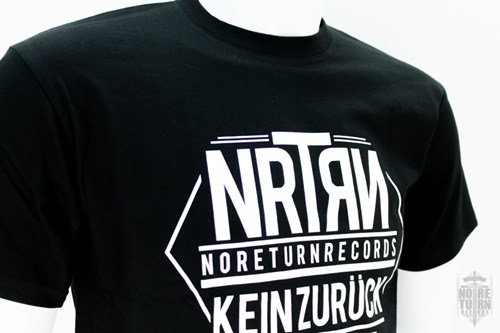 Picture of NRTRN - SHIRT (schwarz), Picture 3