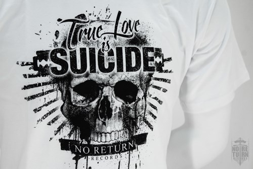 Bild von TRUE LOVE IS SUICIDE - SHIRT, Bild 4