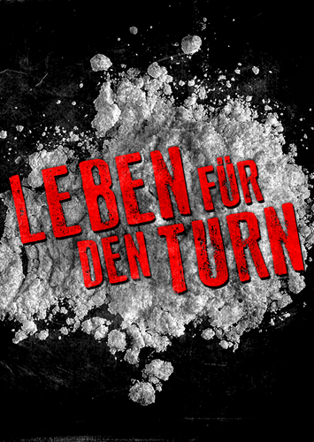 Picture of LEBEN FÜR DEN TURN - STICKER, Picture 1
