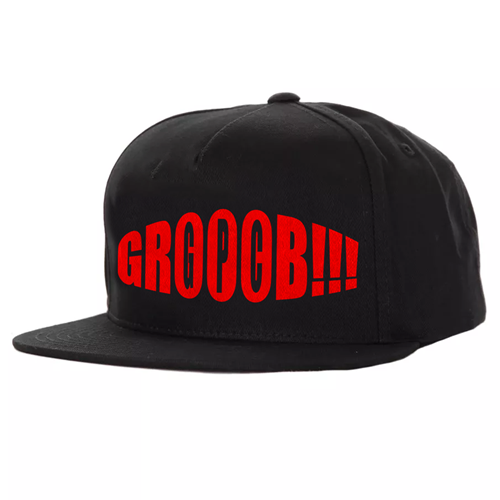 Picture of GROOOB - SNAPBACKCAP, Picture 2