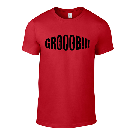 Picture of GROOOB- SHIRT [rot]