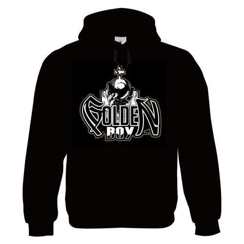 Picture of GOLDEN SANCTUARY - HOODY (schwarz), Picture 1