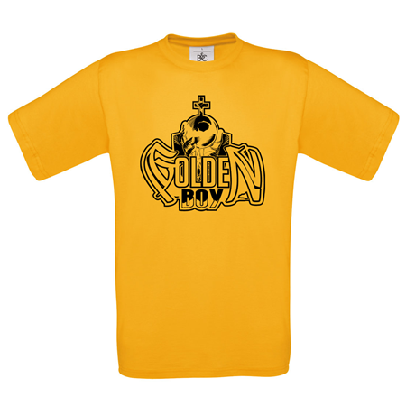 Picture of GOLDEN SANCTUARY - SHIRT (gold)