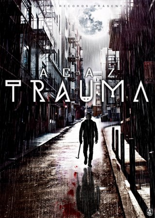 "Picture of Acaz ""Trauma"" Poster"